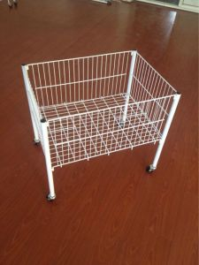Shopping Supermarket Retail Trolley Carts 9283 pictures & photos