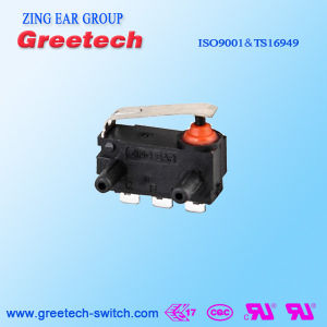 High Quality Subminiature Sealed Micro Switch Factory pictures & photos