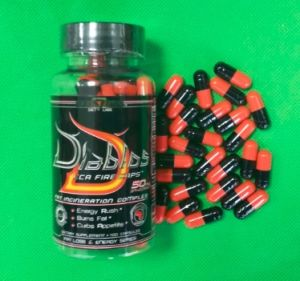 Diablos Black Orange Weight Loss Capsules pictures & photos