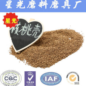 Abrasive Media Walnut Shell Powder Polishing Factory Price pictures & photos