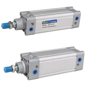 Xnc ISO 15552 Standard Double Acting Pneumatic Air Cylinder Supplier pictures & photos