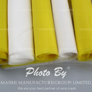 Maishi Brand Polyester Screen Printing Mesh pictures & photos