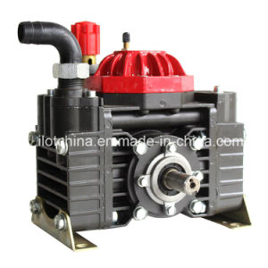 Ilot Diesel Power 3 Stroke Diaphragm Membrane Pump for Agricultural Irrigation Watering Pest Control pictures & photos
