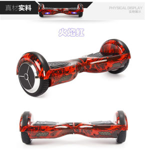 UL2272 Certification Two Wheel Lithium Battery Smart Balance Electric Scooter pictures & photos