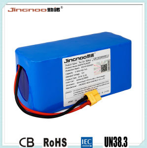 Jingnoo Lithium Ion Battery Pack 12V 18ah pictures & photos