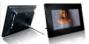 7 Inch TFT LCD SD USB Digital Photo Frame pictures & photos