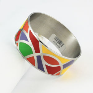 Hot Sales Plain Stainless Steel Bangle Jewelry pictures & photos