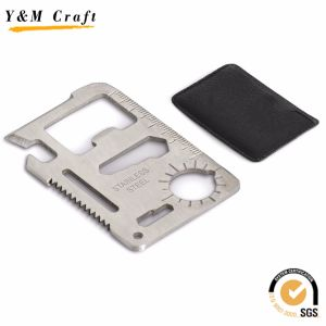 Stainless Steel Multifunctional Tool with Lather Cover Case pictures & photos