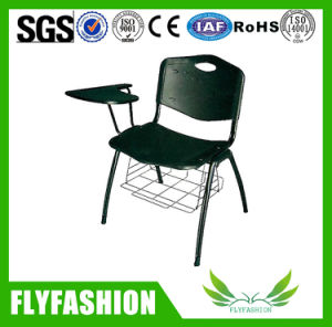 High Quality PP School Student Chair with Writing Pad (SF-31F) pictures & photos