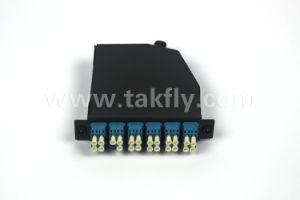 12 Cores Patch Cord MPO/MTP Patch Panel/Cassette pictures & photos
