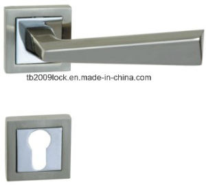 Good Quality Zinc Alloy Door Handle Lock (502Q-978) pictures & photos