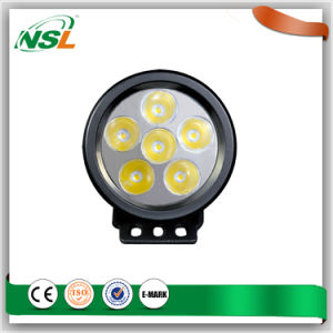Newest 18W LED Work Light for off-Road Vehicle Trucks pictures & photos