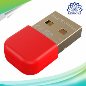 BTA-403 Mini USB Bluetooth 4.0 Adapter Support for Windows 10 Windows 8 Windows 7 Vista XP System pictures & photos