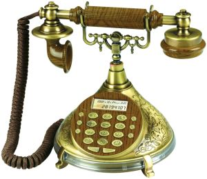 Anique Caller ID Telephone, Speaker Phone, Old Style Phone pictures & photos
