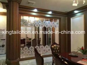 Patterned Tinted Art Glass Made in China pictures & photos