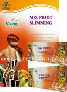 Hot Selling Mix Fruit Fast Weight Loss Slimming Capsule pictures & photos