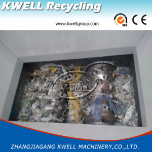 Plastic Shredder/Industrial Plastic Two Shaft Shredder pictures & photos