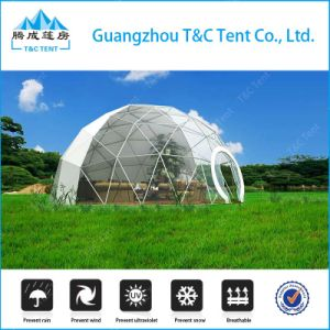 China Prefabricated Homes Garden Lounge Geodesic Dome Sheds pictures & photos