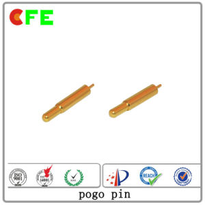 Customized Hight Current Spring Loaded Pin Connector for Charging pictures & photos