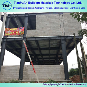 Two Floors Steel Structure Prefabricated Office Building pictures & photos