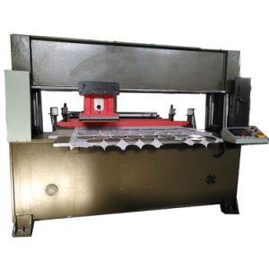 Precision Travelling Head Cutting Press Machine pictures & photos