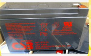 12V 7.2ah Csb Storage Battery (GP1272F2) pictures & photos