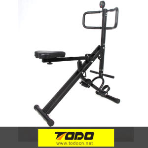 Indoor Fitness Equipment Horse Riding Machine for Sale pictures & photos