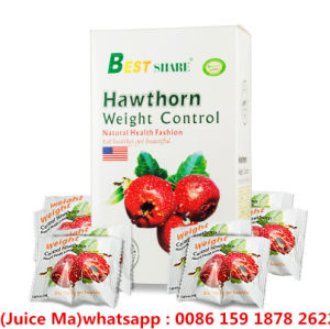 Detox Dried Fruit --Hawthorn Weight Control pictures & photos