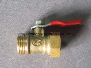 Pneumatic Component Mini Ball Valve Gas Valve pictures & photos