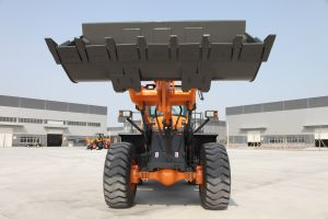 Chinese Wheel Loader Model Yx656 with Rated Load 5000kg, Joystick and 3.0 M3 Bucket pictures & photos