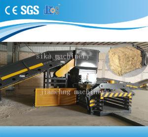 Hba80-11075 Automatic Horizontal Baler Machine for Jute pictures & photos
