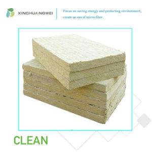 Construction Material Thermal Insulation Sound Absorption Fireproof Rock Wool pictures & photos