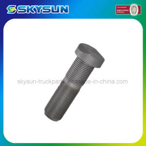 High Strengthened Tralier Parts Wheel Bolt for Actros Truck pictures & photos