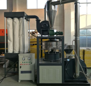 PVC Pulverizer Grinder Miller Machine pictures & photos