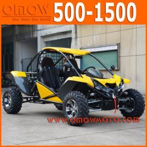 2 Seats 500cc 4X4 off Road Gas Go Kart Cross pictures & photos