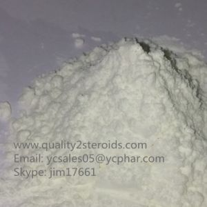 Oral Anabolic Turinabol 4-Chlorodehydromethy Steroid Powder for Bodybuilding pictures & photos