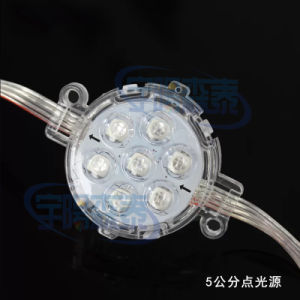 SMD5050 RGB LED Point Light Source 1W 3W for Building Decoration pictures & photos