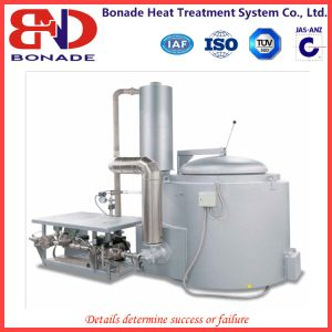 Crucible Type Melting Furnace for Melting Aluminum pictures & photos