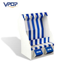 OEM Printing Pop Display Cardboard Counter Display Manufacturer
