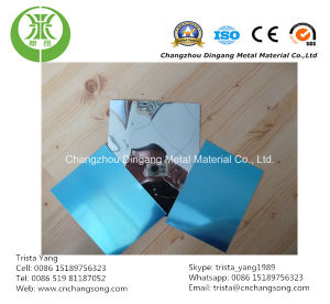 Mirror Aluminium Sheet for LED Lighting pictures & photos