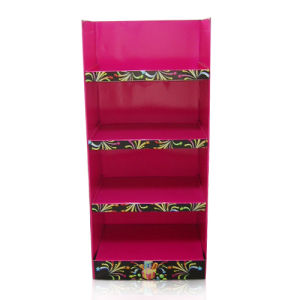 Eco-Friendly Cardboard Shelf Display, Pop Cardboard Display Shelf, Paper Stand pictures & photos