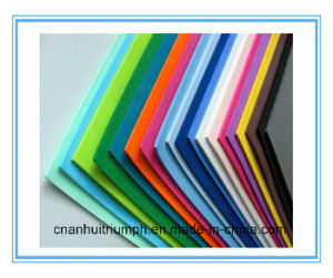 Colorful Kid′s Craft EVA Foam Sheet pictures & photos