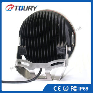 IP68 Waterproof 96W Round LED Work Light for Auto Car Parts pictures & photos