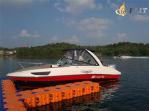 Luxury 24FT Fiberglass Speed Boat for Sale pictures & photos