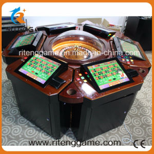 Casino Equipment Vending Machine Metal Roulette Rotating Games Table pictures & photos