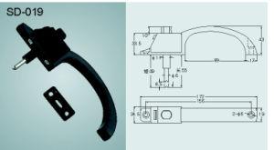 Aluminium Door/Window Handle Hardware Accessories (SD-019) pictures & photos