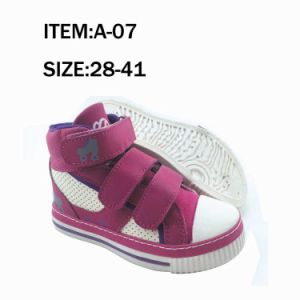 Latest Design Injection Leather Shoes Sport Shoes (A-7) pictures & photos