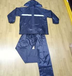 High Quality Nylon Water Proof Raincoat pictures & photos
