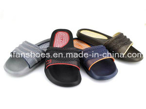 Fashion Men Flip Flops Slipper EVA Beach Sandals (XC-1306) pictures & photos