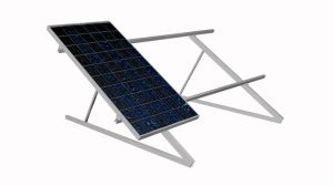 Factory Anodized Aluminum Solar Panel Mounting System pictures & photos